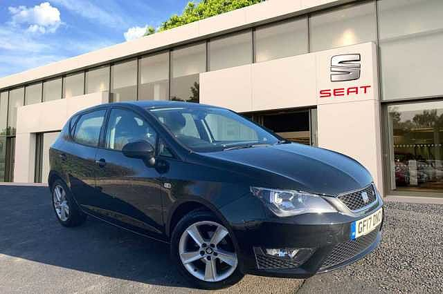 SEAT Ibiza 1.2 TSI (90ps) FR Technology 5-Door