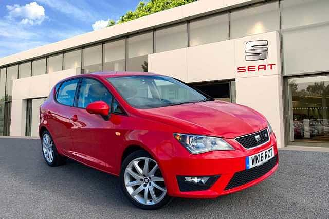 SEAT Ibiza 1.2 TSI 110PS FR 5-Door